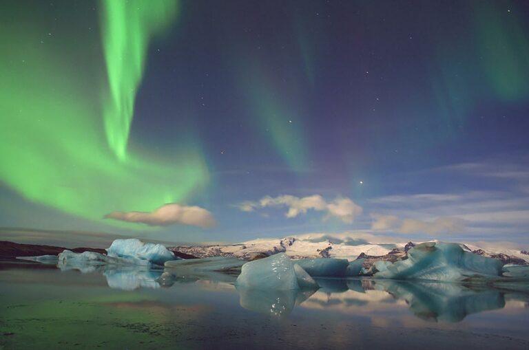 Jökulsárlón, Southeast Iceland.