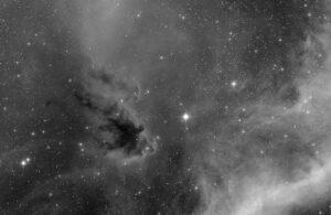 Lynd's Dark Nebula 1622.