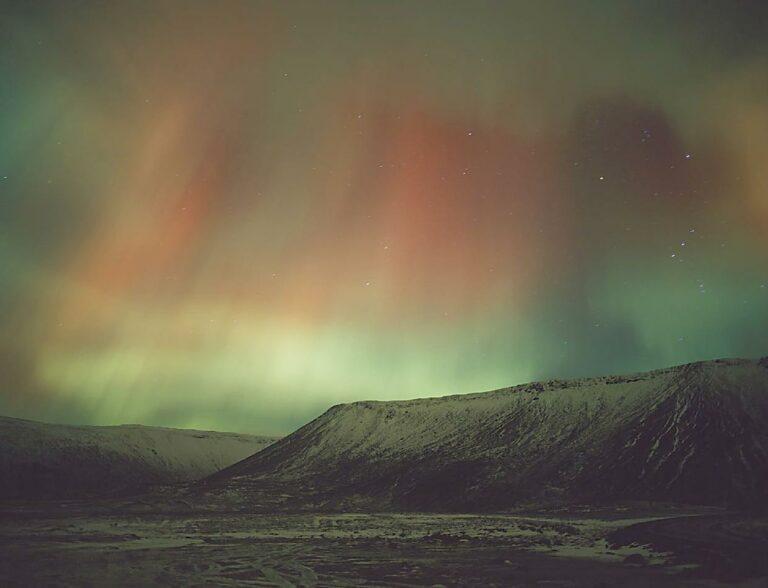 Vatnshlíð, Southwest Iceland.